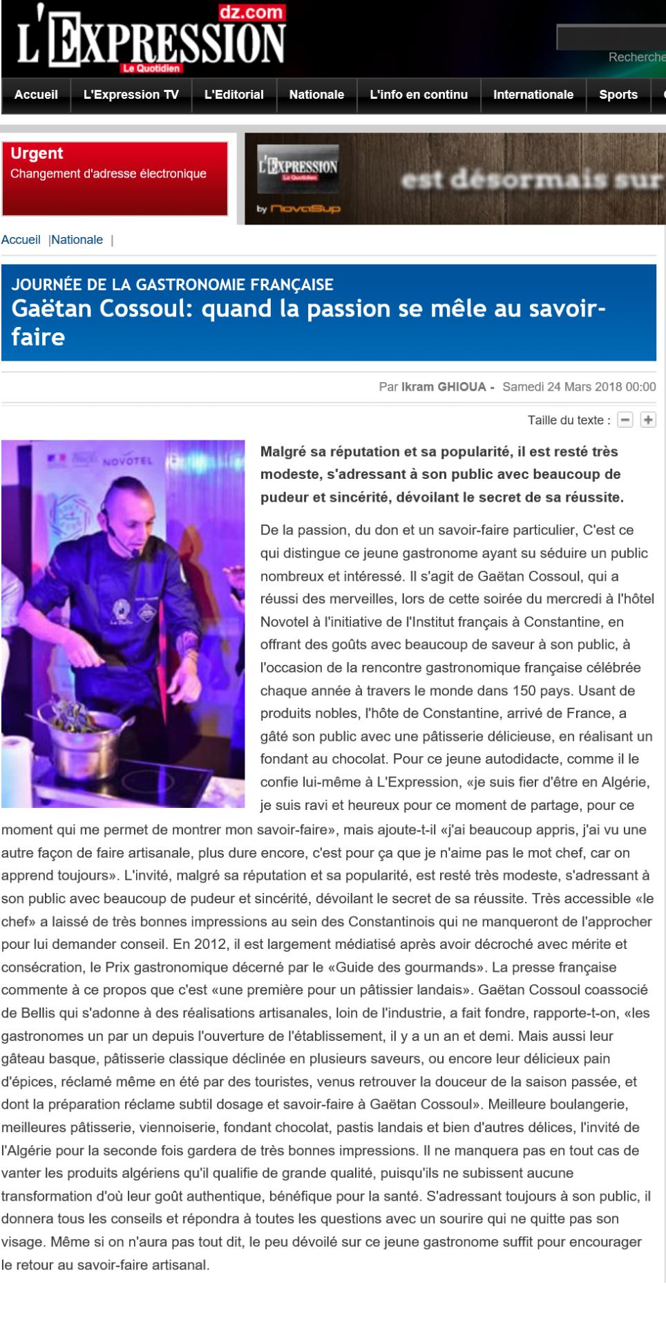 Article constantine