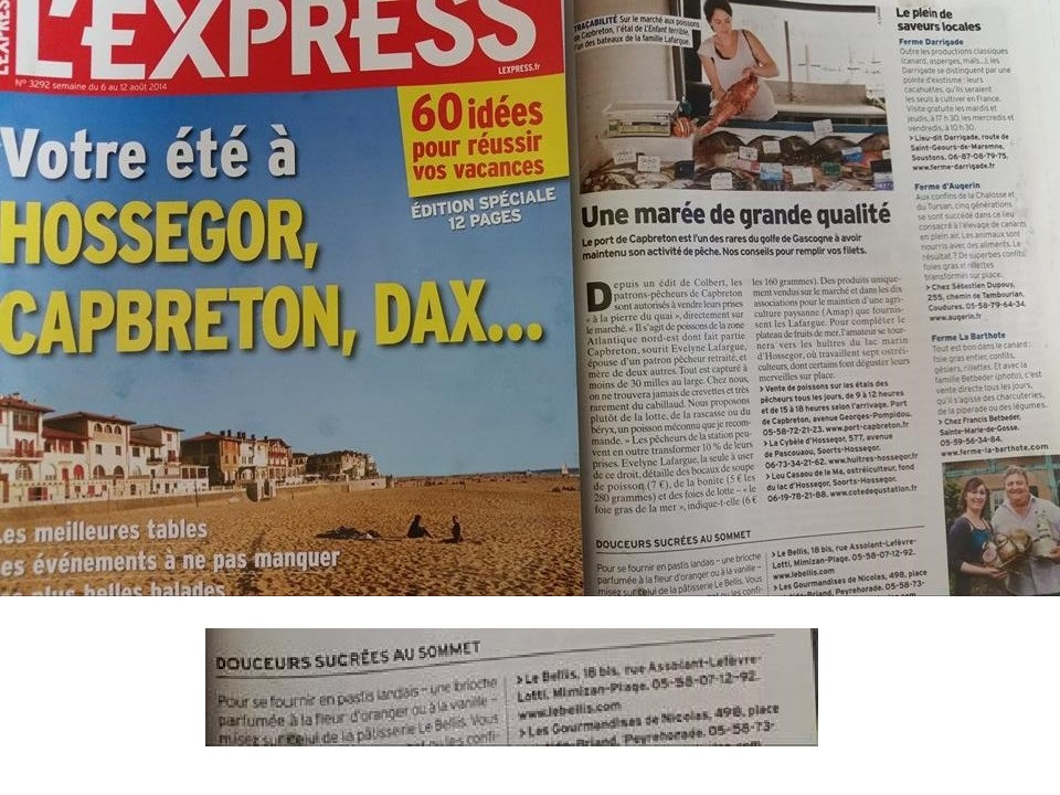 Article l express