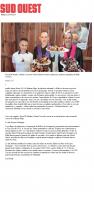 Article sud ouest mai 2014