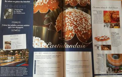 Bottin gourmand mars 2016